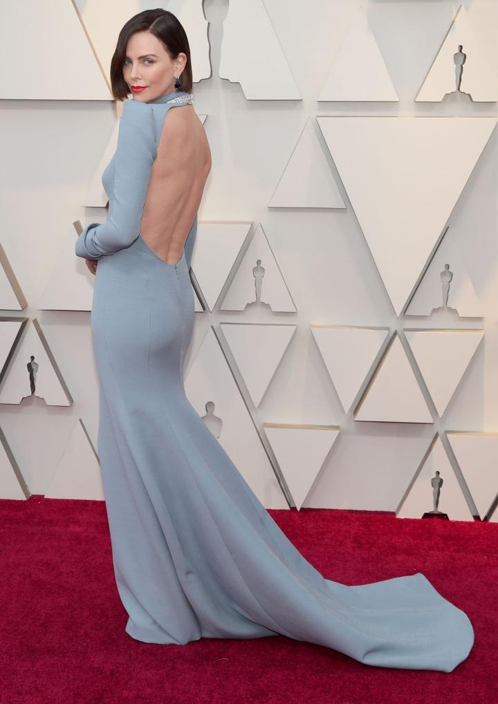 Rouches, Silver e Pink per le star degli Oscar2019